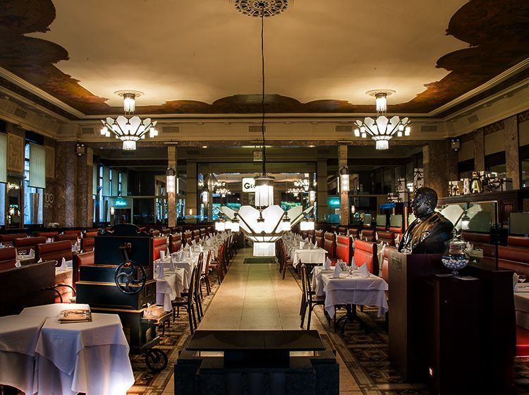 Brasserie Georges Bonne Biere Et Bonne Chere A Lyon Depuis